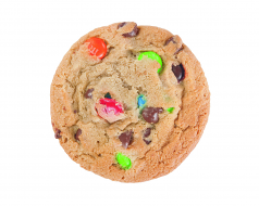 Chocolate Chip M&M® Cookie 1.5 oz