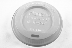 Planet 8oz Compostable Hot Cup Lid