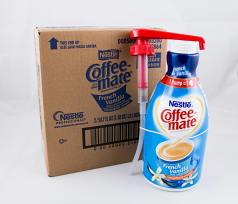 Coffee-Mate® French Vanilla Pump