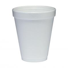 Dart 10oz Foam Cup