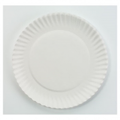Paper Plates, 6-inch