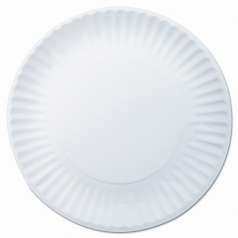 Paper Plates, 9-inch