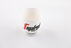 Segafredo Zanetti 4oz Logo Cup