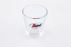 Caffeine Glass (with Segafredo Logo), for Espresso