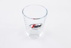 Caffeine Glass (with Segafredo Logo), for Espresso