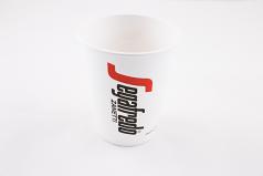 Segafredo Zanetti 12oz Logo Paper Cup