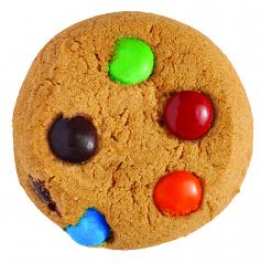 David's Whole Grain Rainbow Cookie 1oz