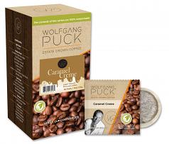 Wolfgang Puck Caramel Creme Pods