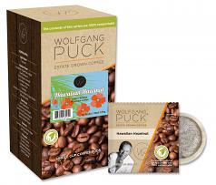 Wolfgang Puck Hawaiian Hazelnut Pods