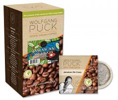 Wolfgang Puck Jamaica Me Crazy Pods