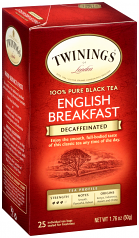 Twining's DECAF English Breakfast