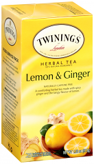 Twining's Lemon & Ginger