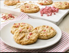 Cherry Chip Almond Cookie