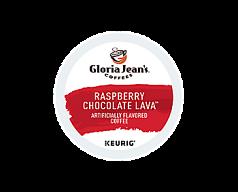 Gloria Jean's Choc Rasp Lava Kcup