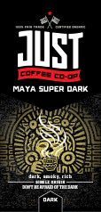 Just Coffee Maya Super Dark 2.5oz