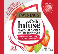 Cold Infuse Red