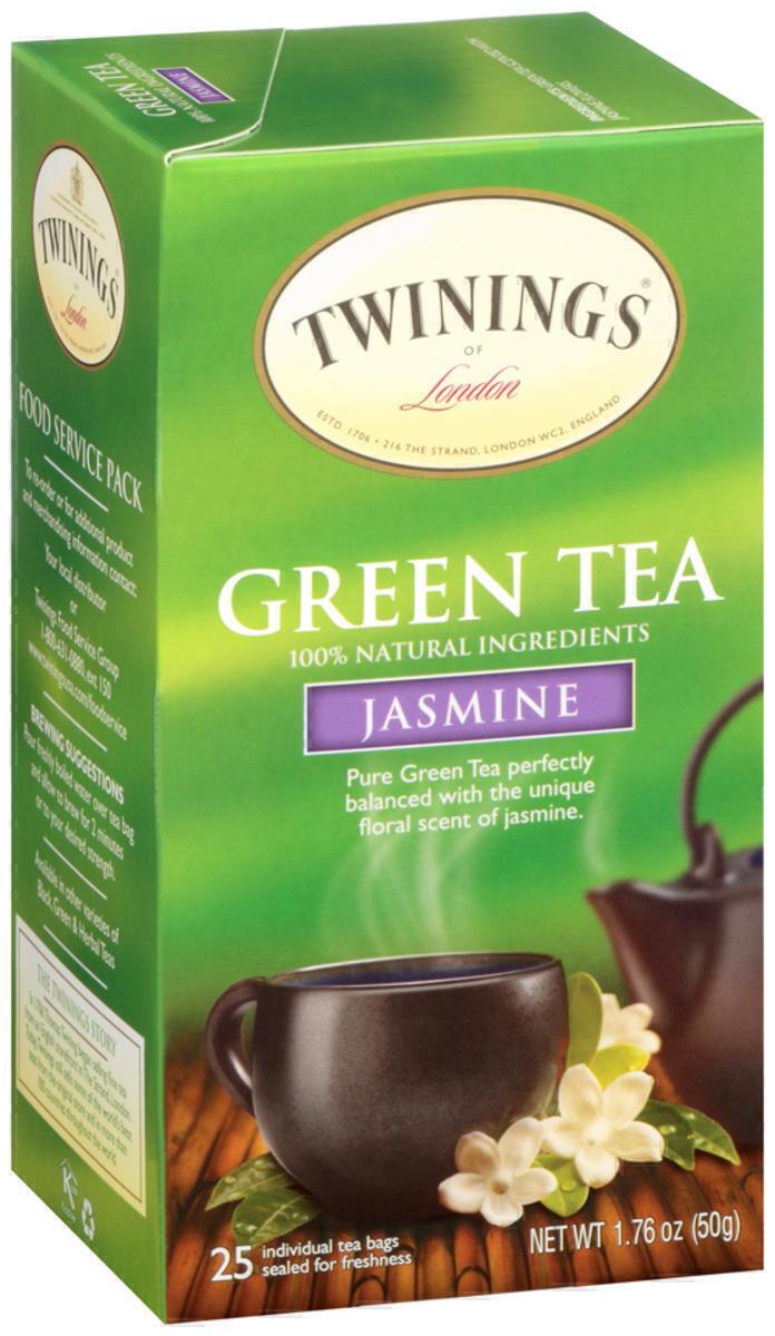 Twining's Jasmine Green Tea