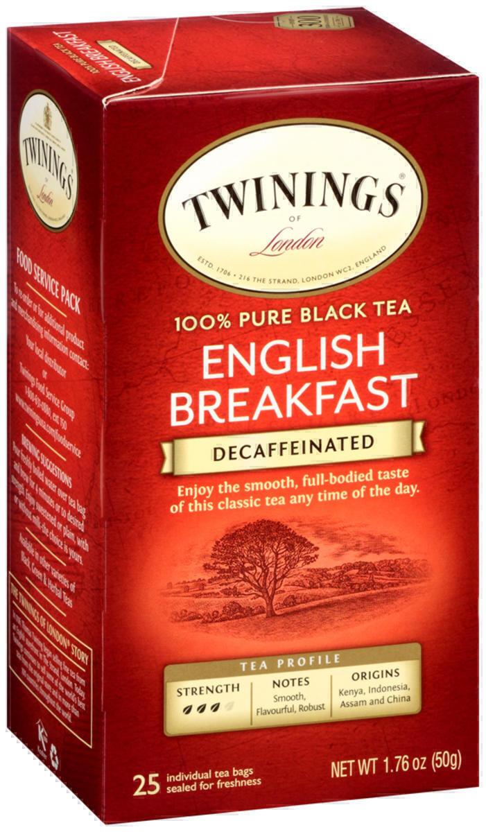 Twining's DECAF English Breakfast