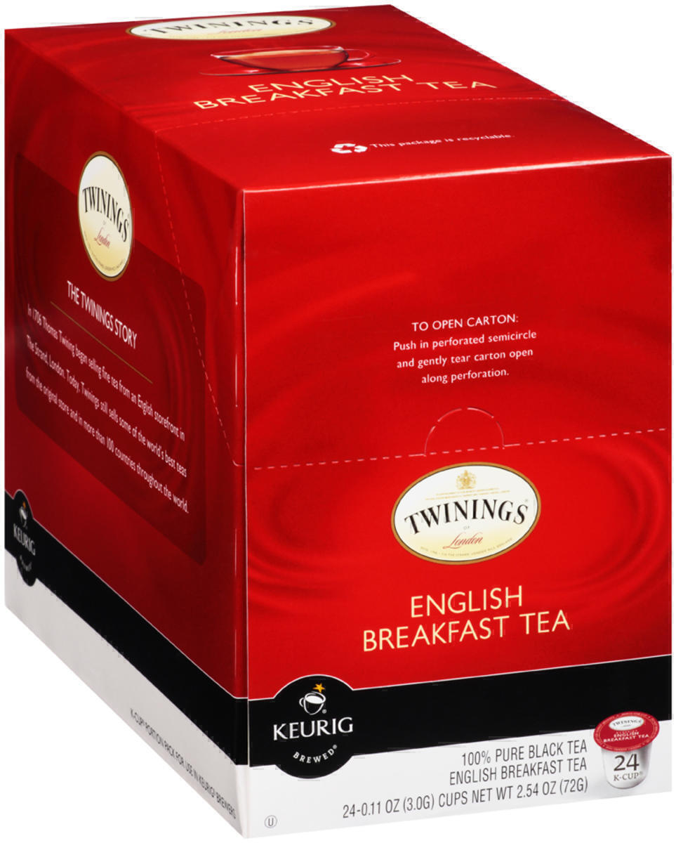 Twinings English Breakfast Kcup