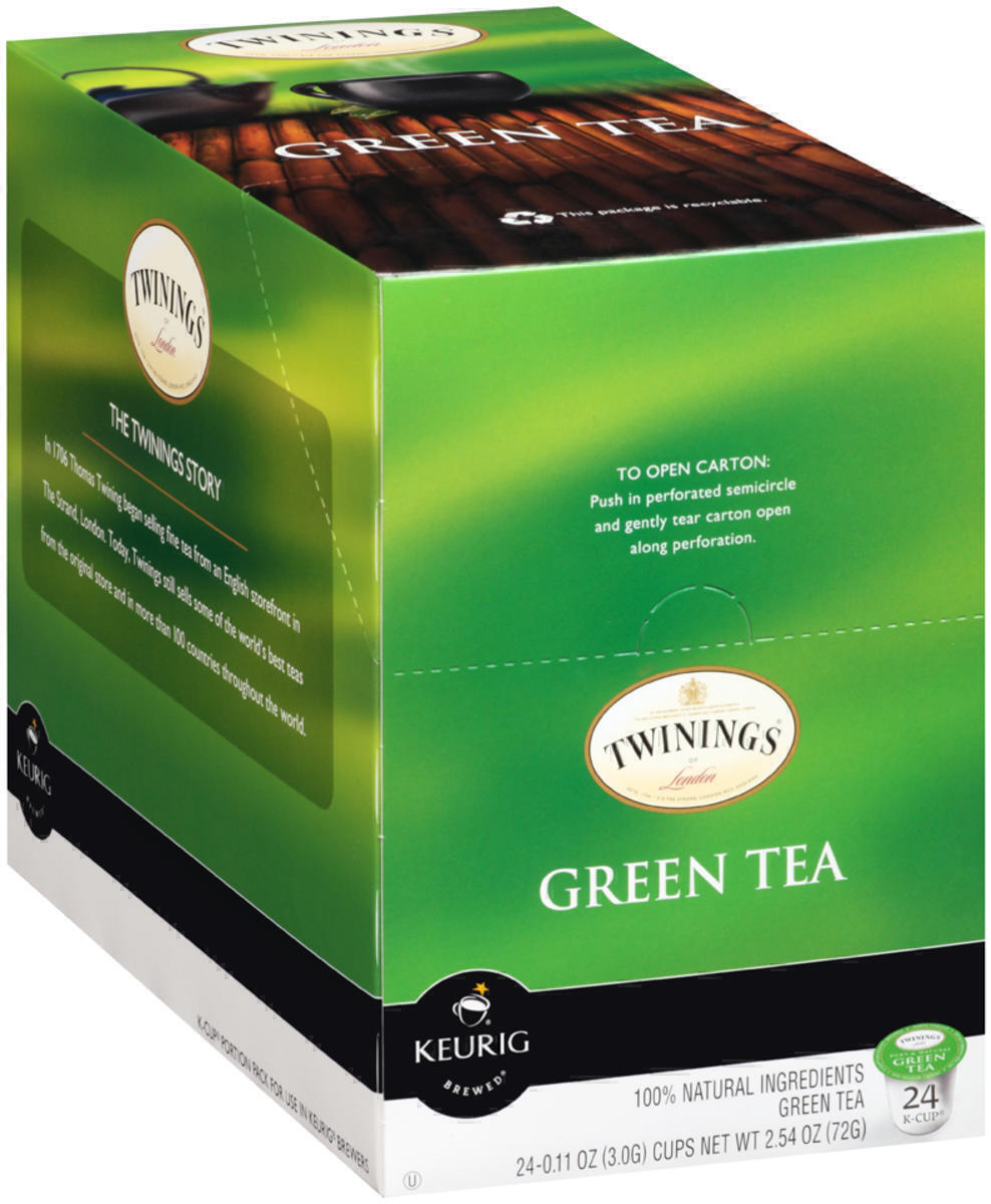 Twinings Green Tea Kcup