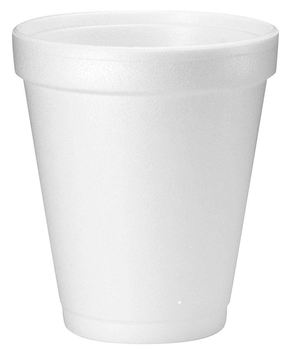 Dart 8oz Foam Cup