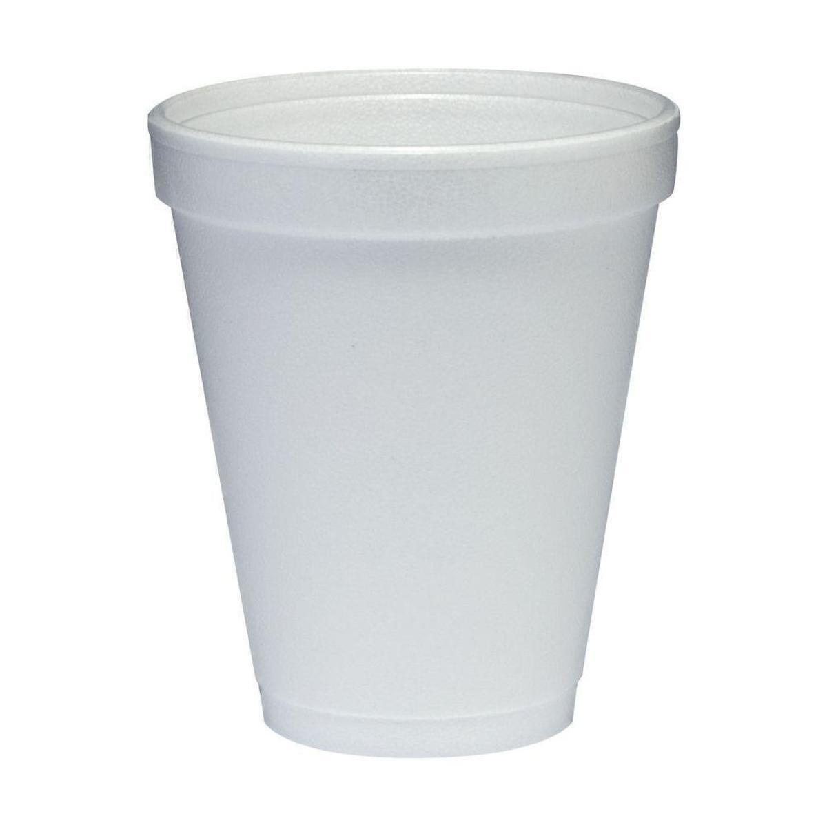 Dart 10oz Foam Cup