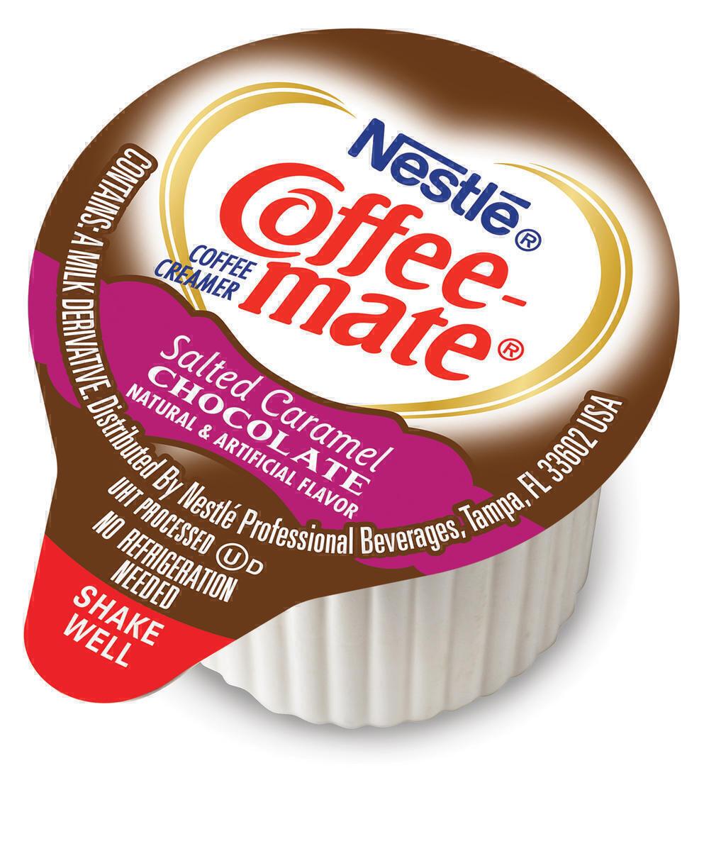 Coffee-Mate Salted Caramel Chocolate