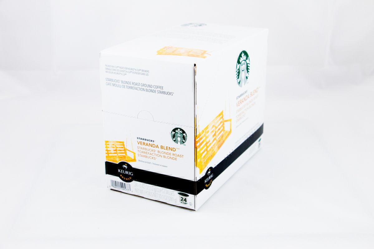 Starbucks Veranda Blend K-Cup