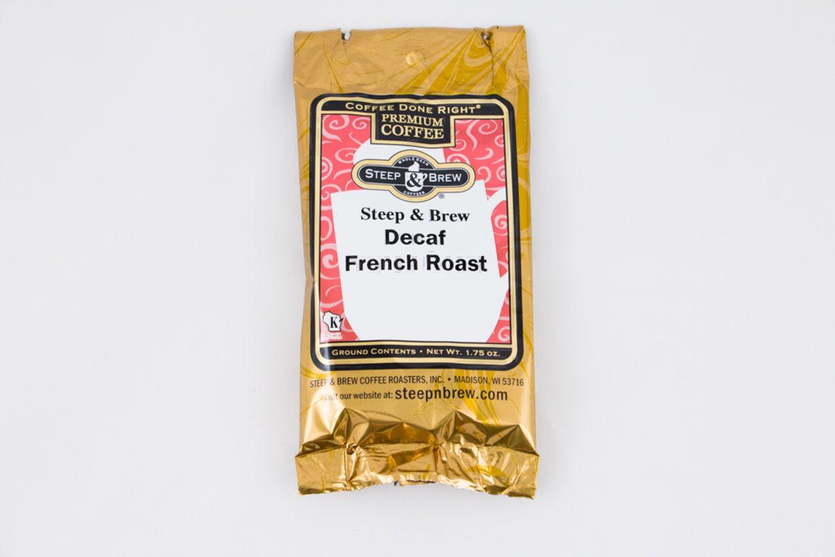 Steep & Brew Decaf French Roast