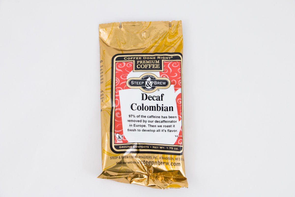 Euro Decaf Colombian