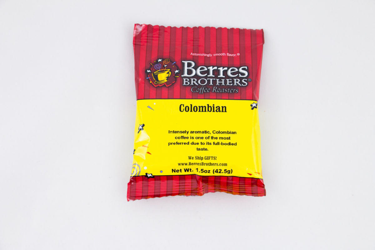 Berres Brothers Colombian 1.5oz