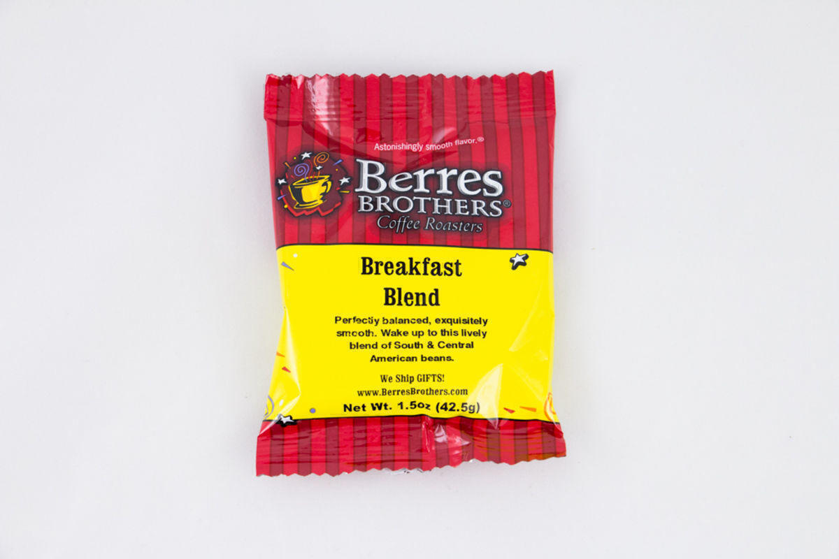 Berres Brothers Breakfast Blend 1.5oz