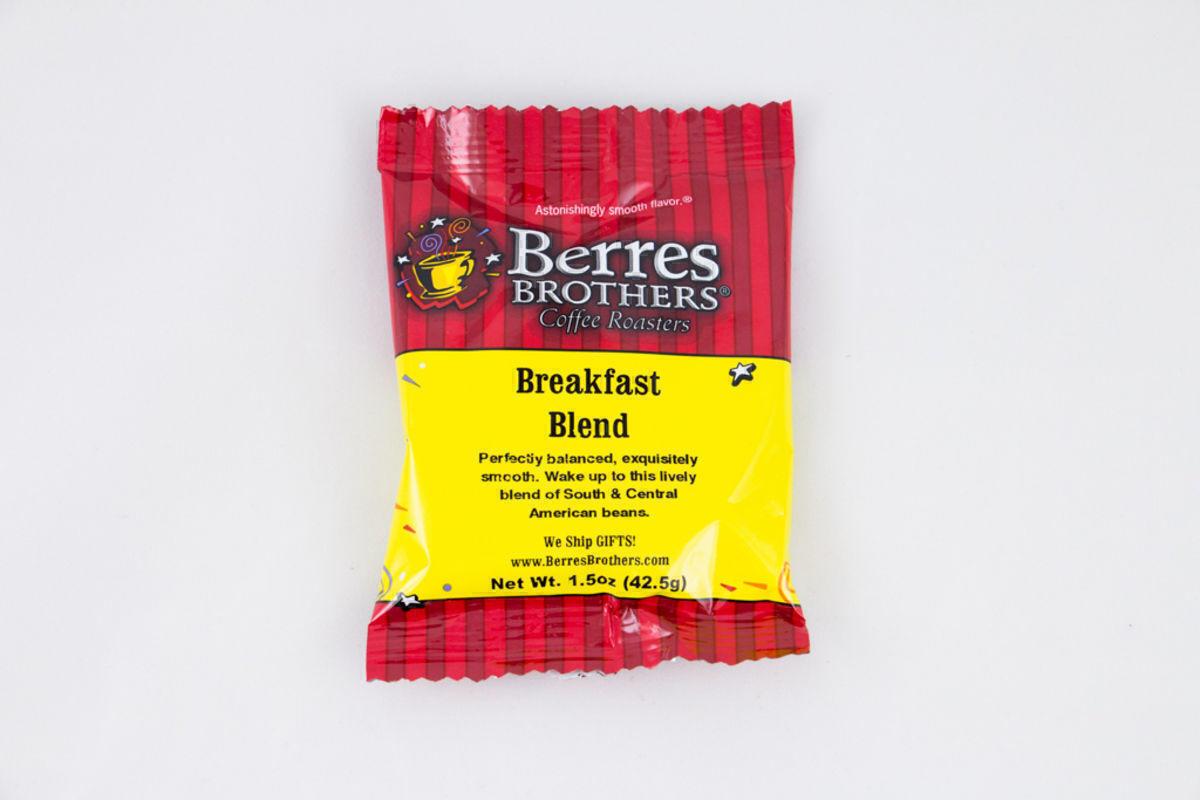 Berres Brothers Breakfast Blend 1.5oz