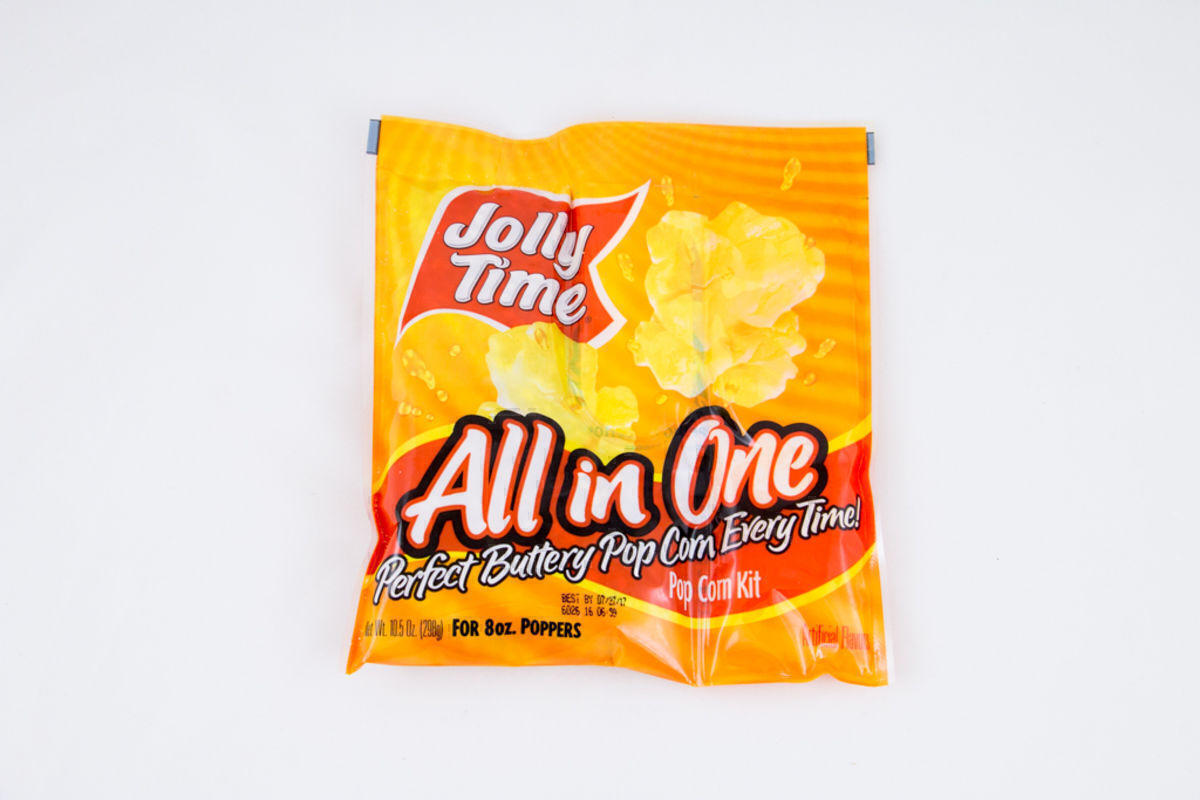 Jolly Time All In One Popcorn