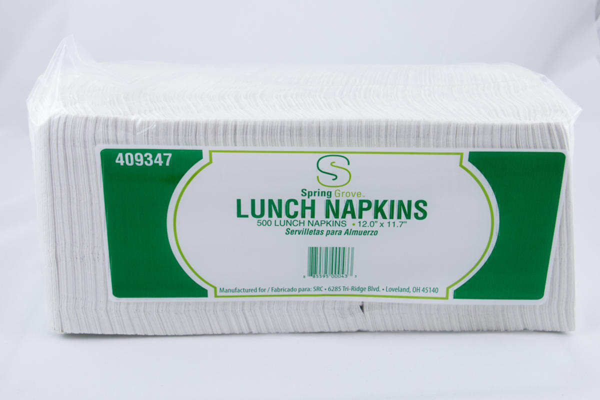 Lunch Napkins 500ct