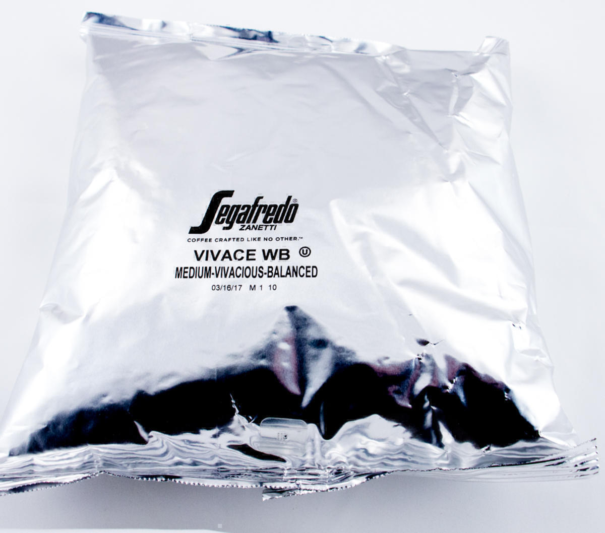 Segafredo Zanetti Vivace Whole Bean