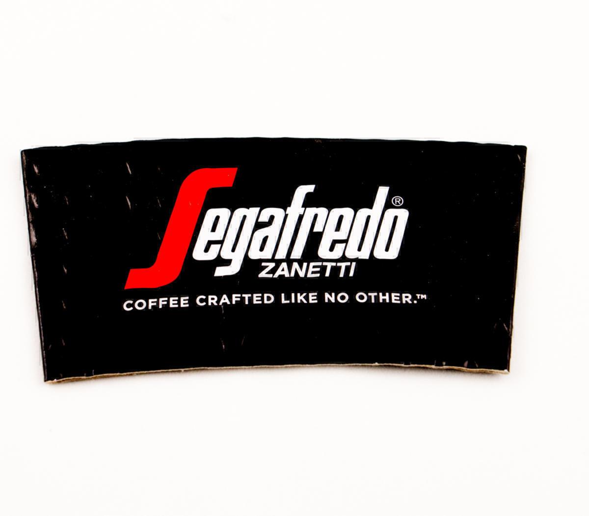 Segafredo Zanetti Branded Cup Sleeve