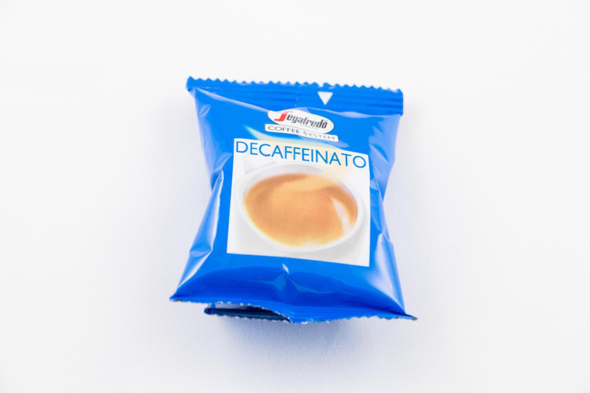 Segafredo Deca Crem (Decaf) Espresso Capsules