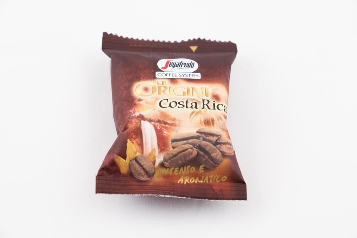 Segafredo Le Origini Costa Rica Espresso Capsules