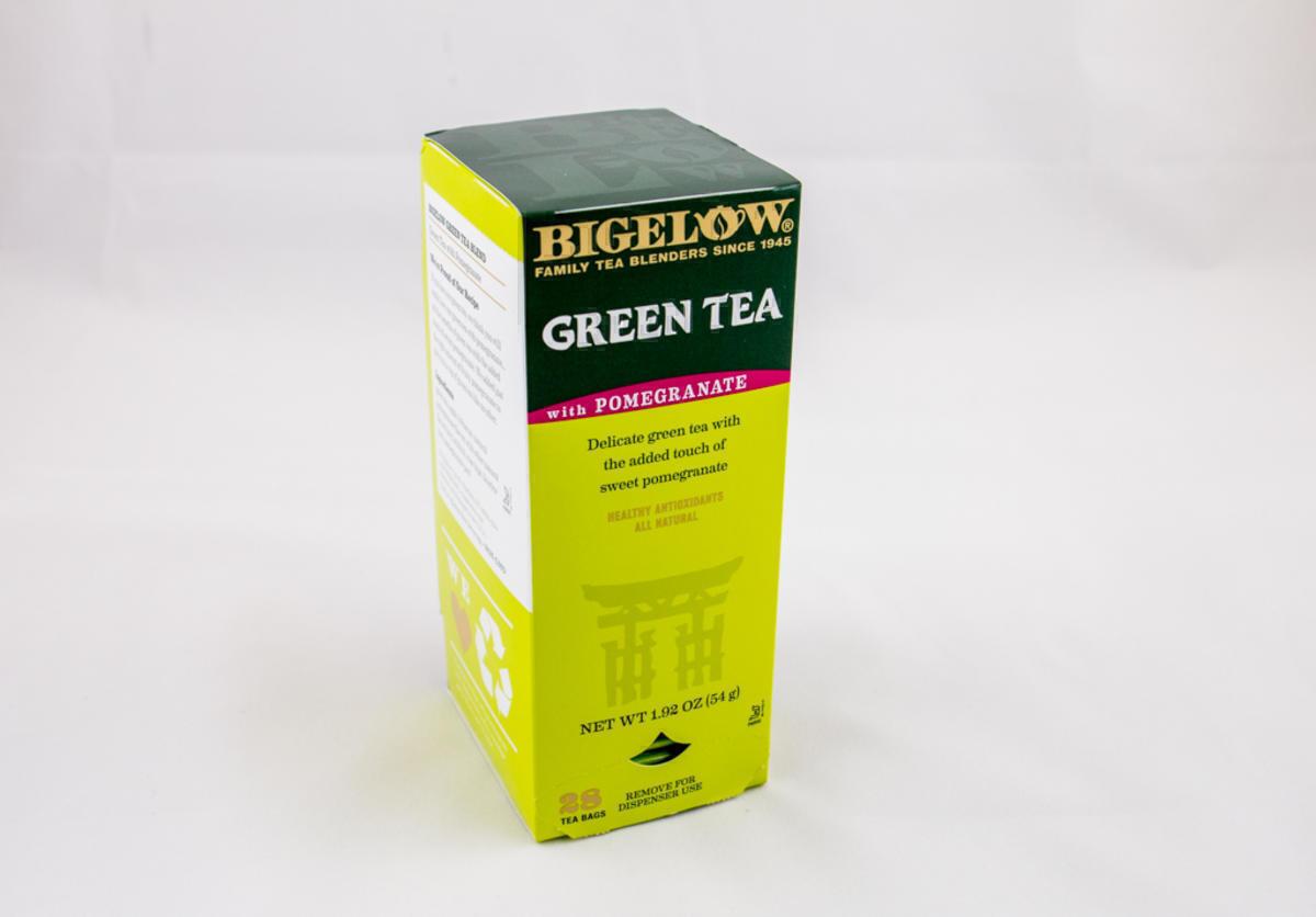 Bigelow Pomegranate Green Tea