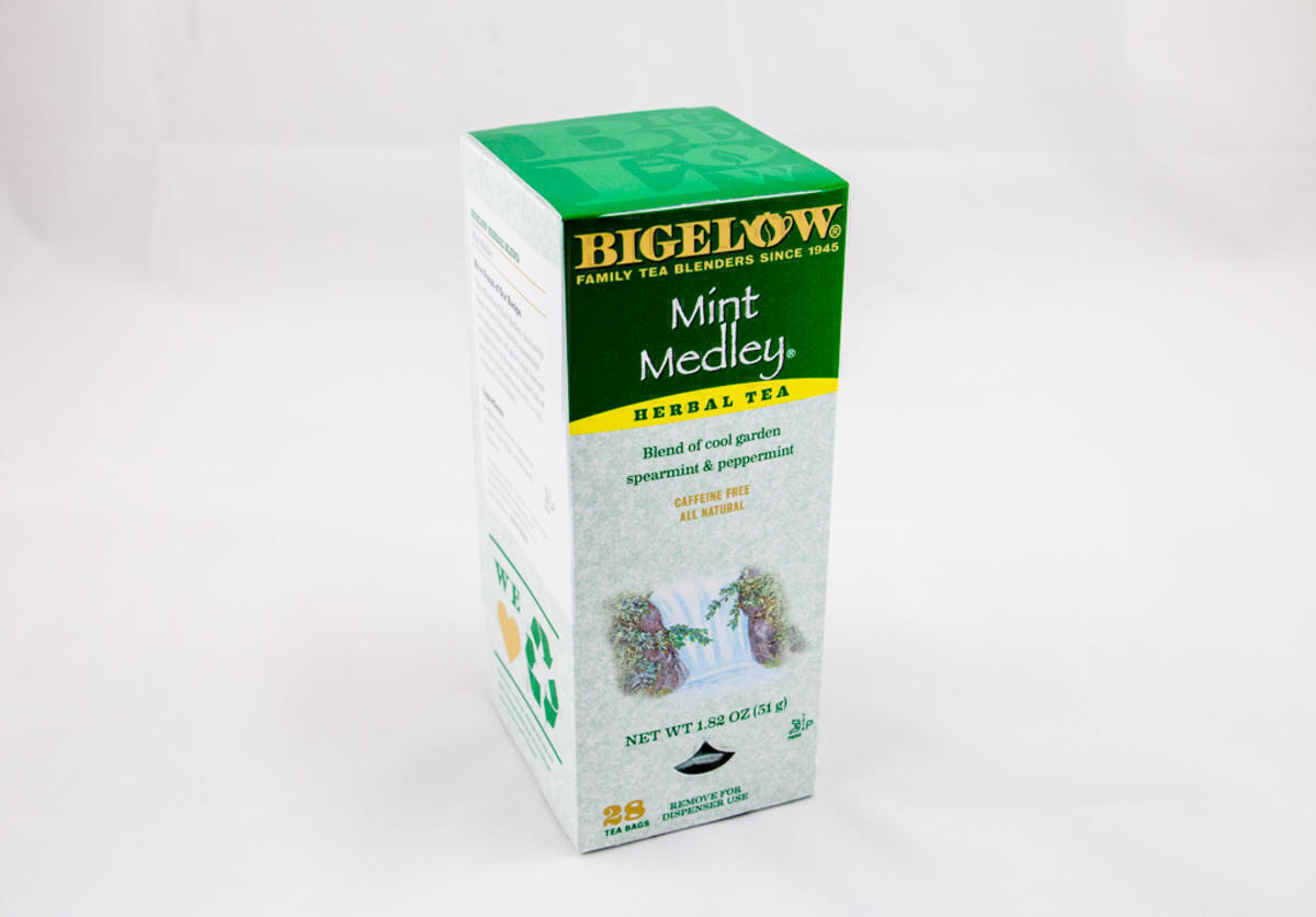 Bigelow Mint Medley