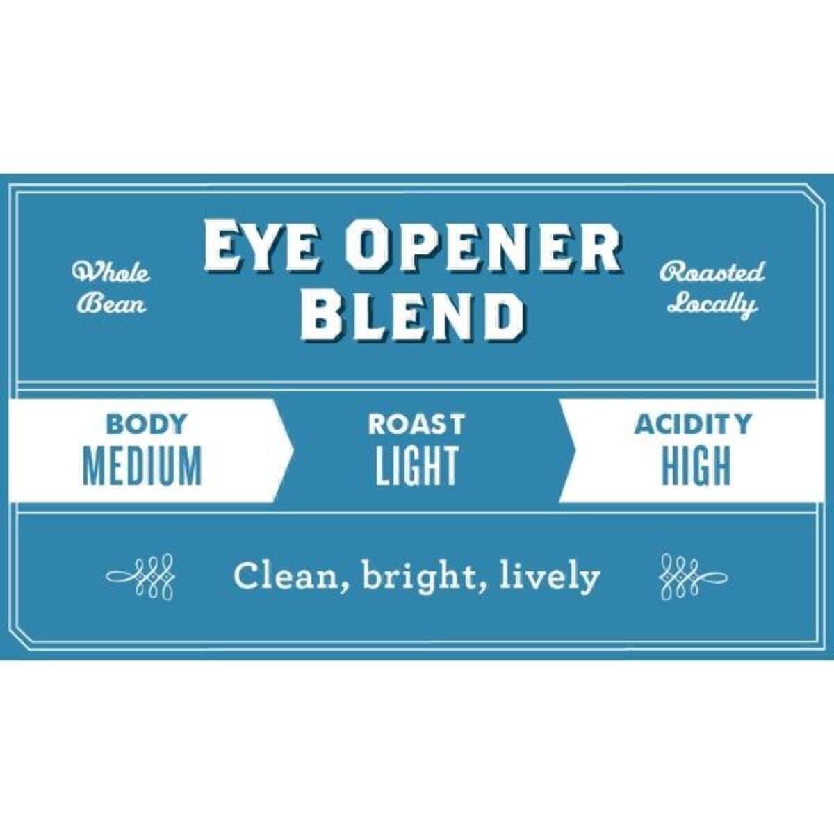 Barriques Eye Opener 5lb