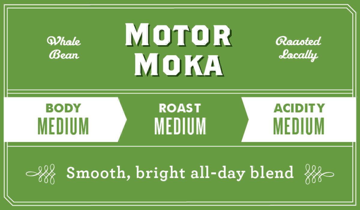 Barriques Motor Moka