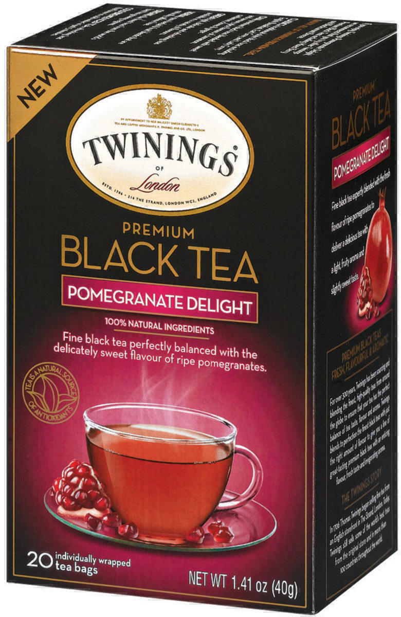 Twining's Pomegranate Delight