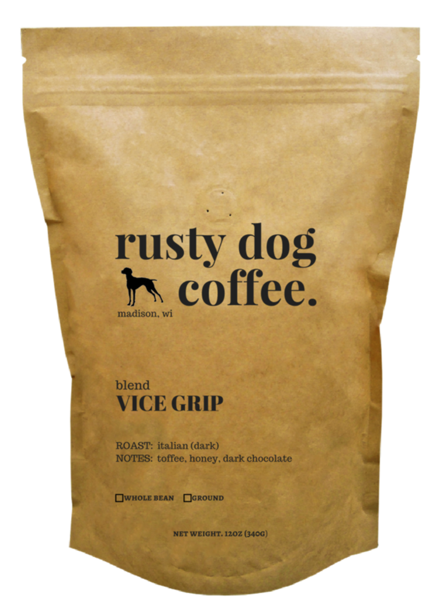 Rusty Dog Vice Grip 2LB Bag