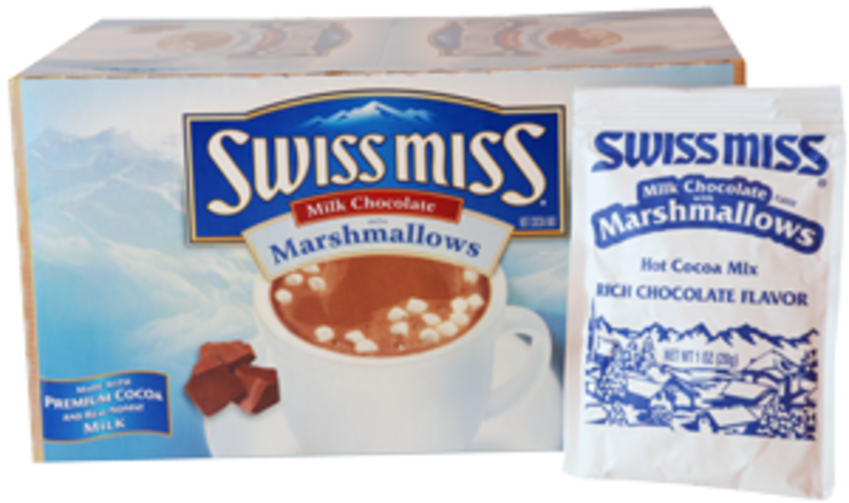 Swiss Miss Hot Cocoa with Marshmallows