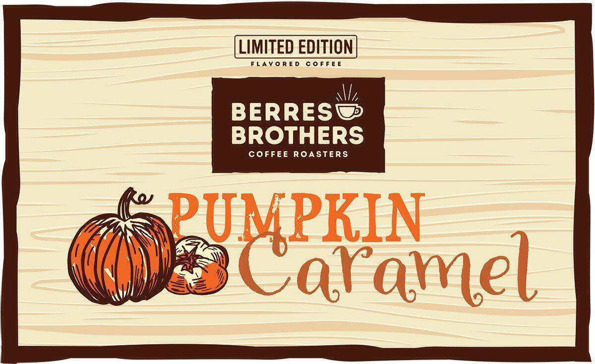 Berres Pumpkin Caramel Coffee