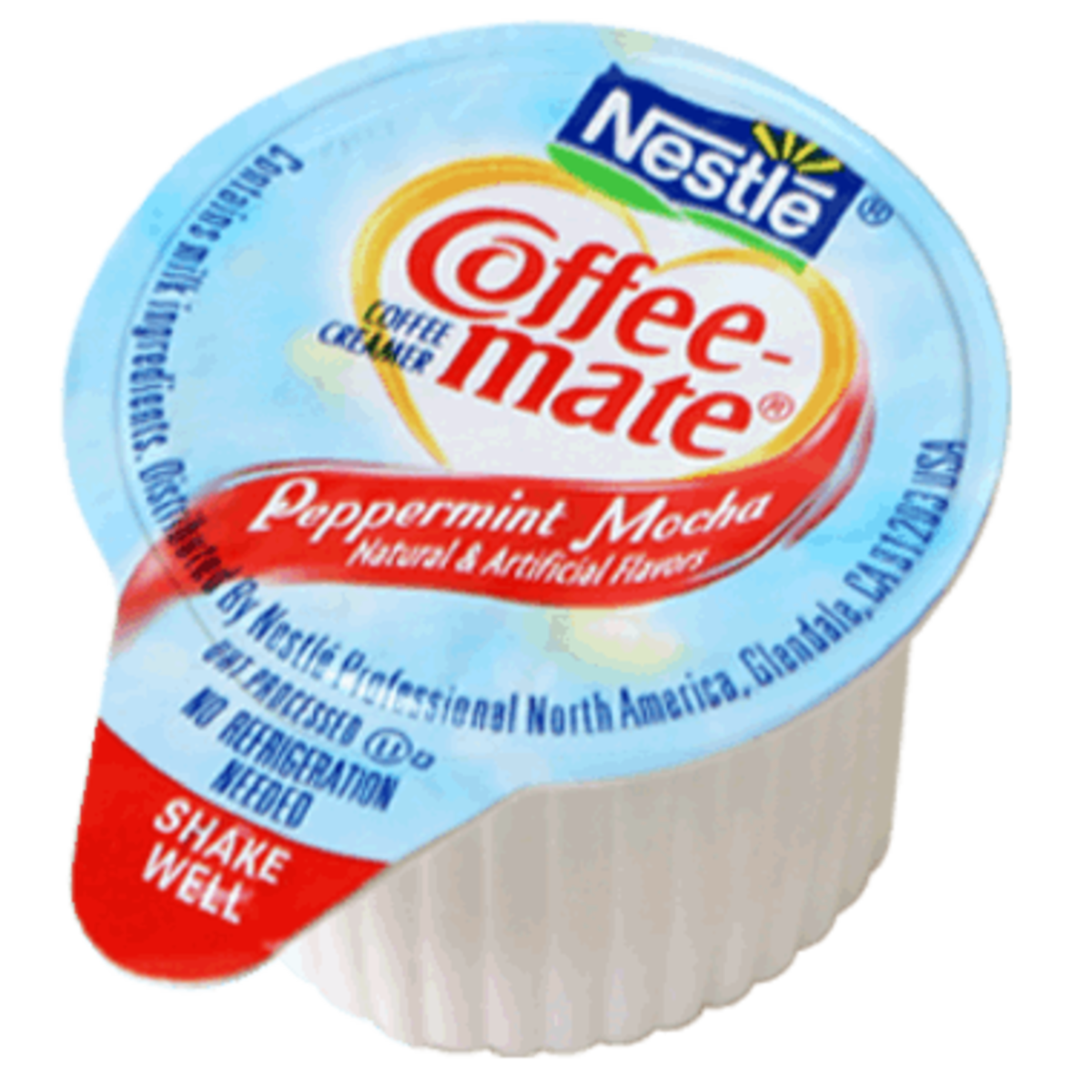 Coffee-Mate Pepp/Mocha Creamer 4/50ct