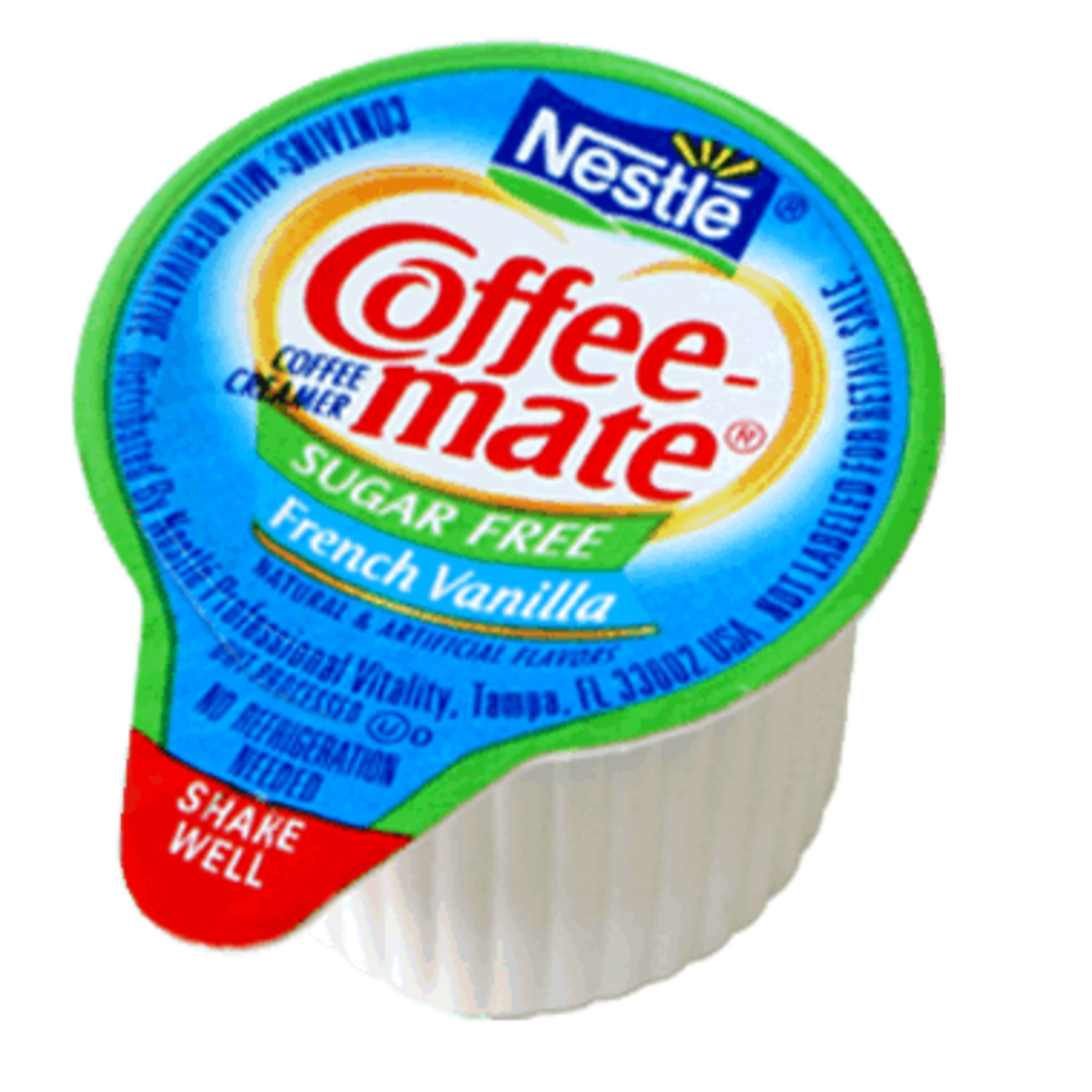 Coffee-Mate Sugar Free French Vanilla 200ct