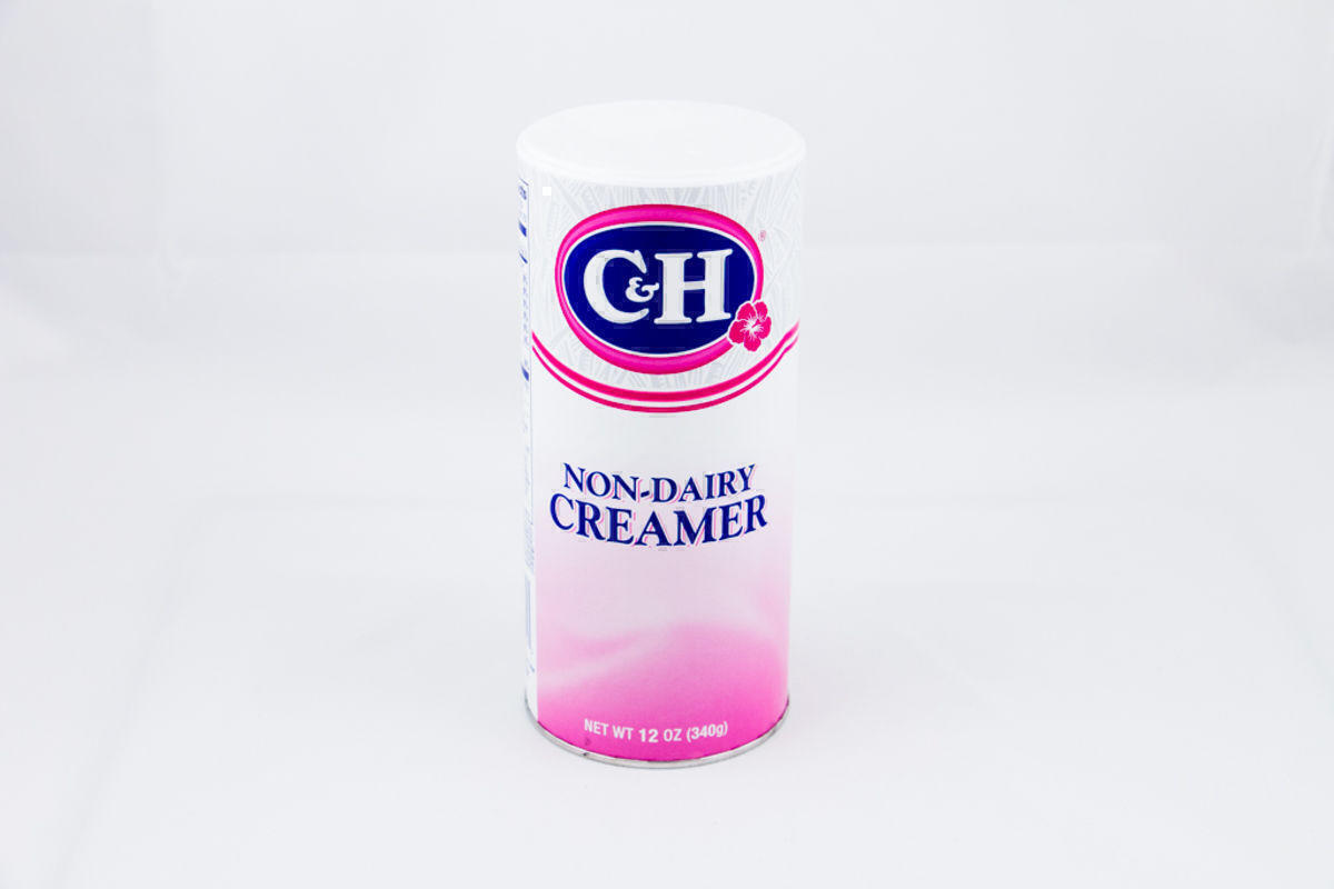 Cream Canister